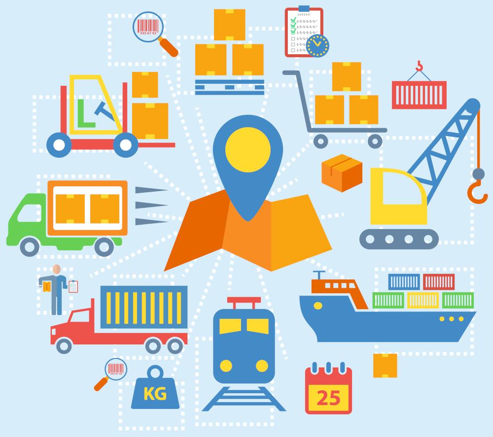 CII Logistics : Date : 3 to 5 February 2019, Venue : Pragati Maidan